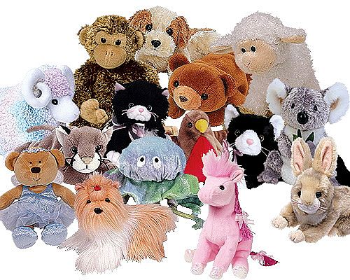Donate Used Stuffed Animals